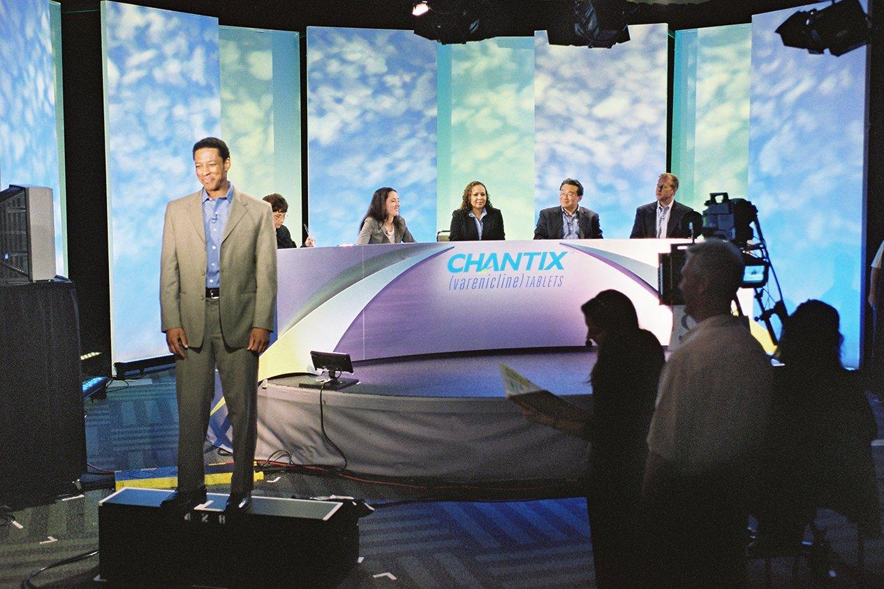Pfizer Chantix Broadcast