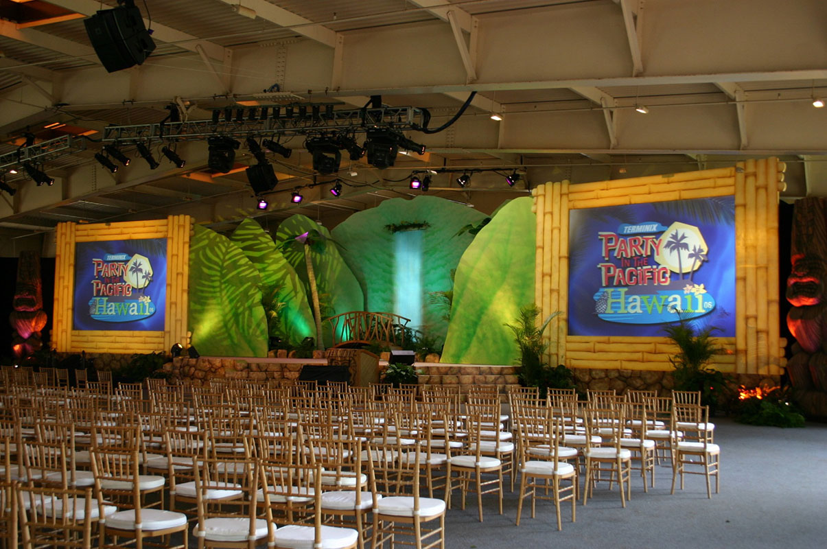 PineRock Events -  3 Dimensional Scenic Elements