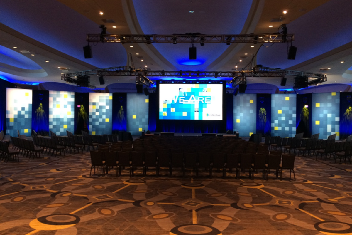 PineRock Events - Product Launch with LED Panels