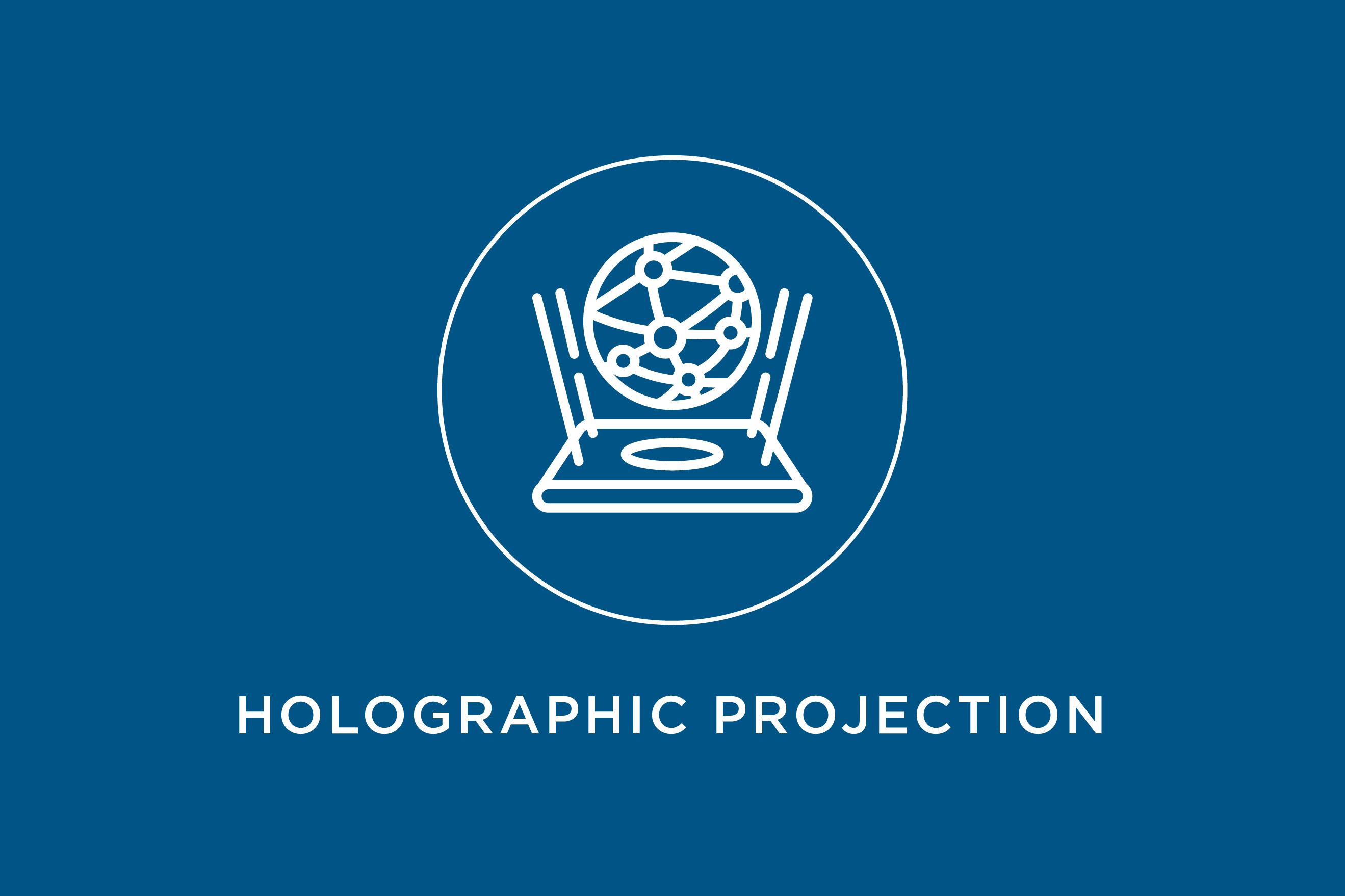 Digital Events Hologram