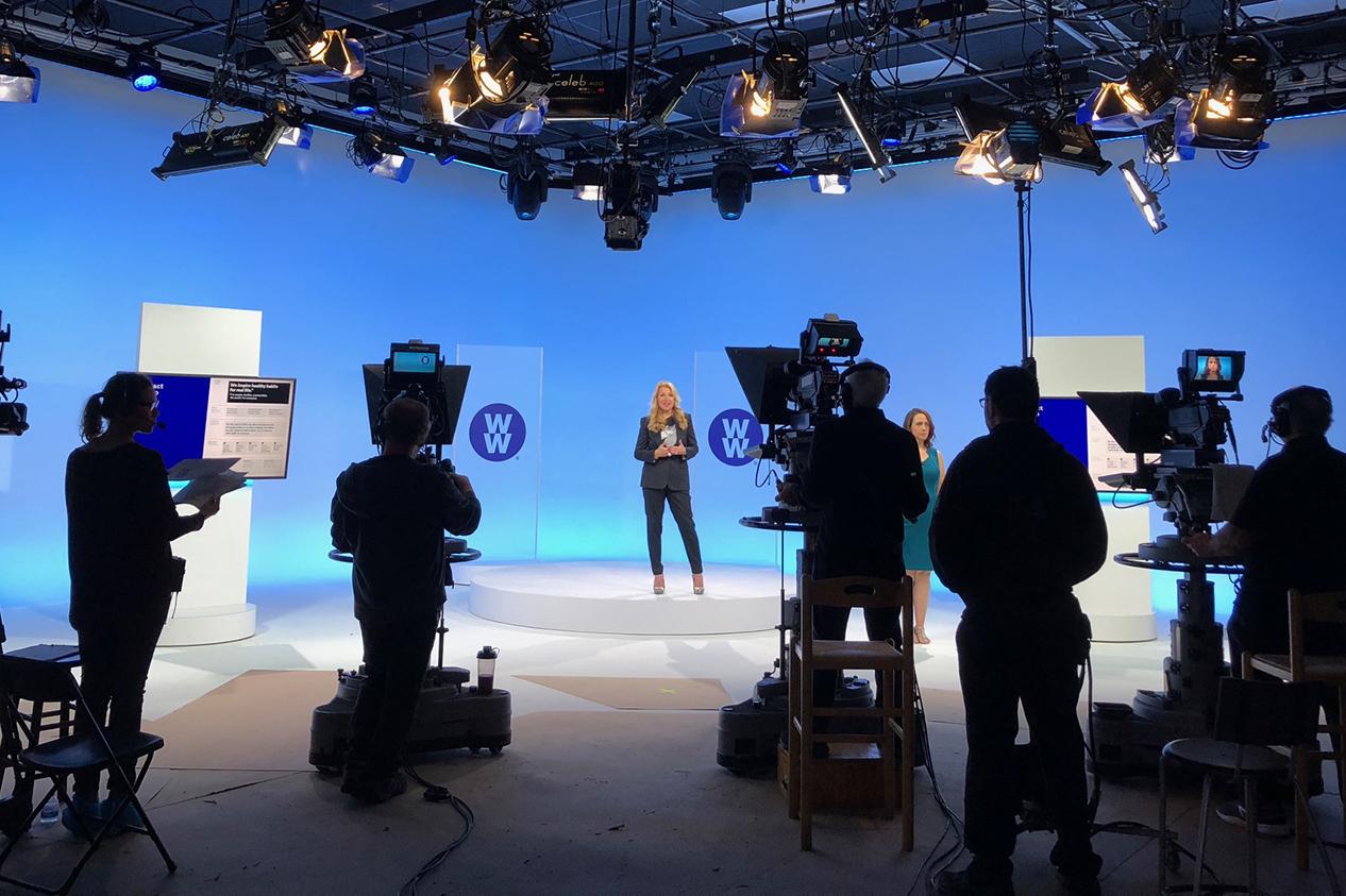 Broadcast Studio Webcast
